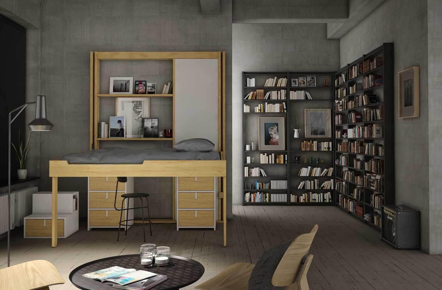 espace loggia agence z l. Black Bedroom Furniture Sets. Home Design Ideas