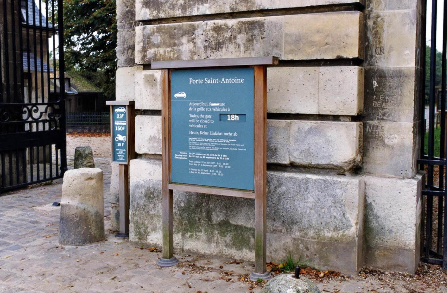 Image Château de Versailles 16