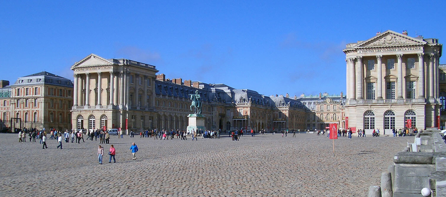 Image Château de Versailles 1